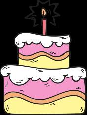 Cake-label